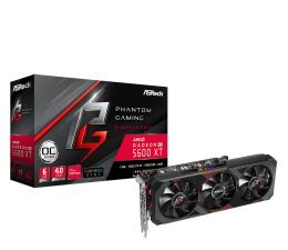 Karta graficzna AMD ASRock Radeon RX 5600 XT Phantom Gaming D3 OC 6GB GDDR6