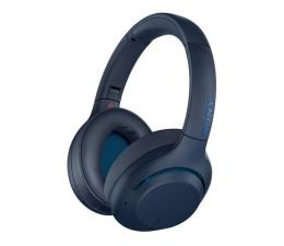 Słuchawki bezprzewodowe Sony WH-XB900N Niebieskie ANC