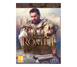 Gra na PC PC Total War: Rome 2 - Enemy at the Gates Edition