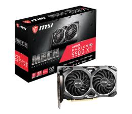 Karta graficzna AMD MSI Radeon RX 5500 XT MECH OC 8GB GDDR6
