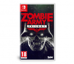 Gra na Switch Switch Zombie Army Trilogy