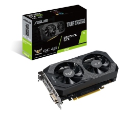 Karta graficzna NVIDIA ASUS GeForce GTX 1650 TUF Gaming OC 4GB GDDR5