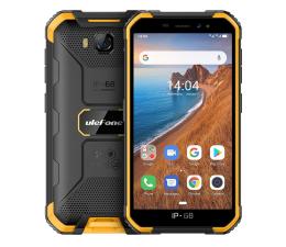 Smartfon / Telefon uleFone Armor X6 2/16GB Dual SIM pomarańczowy