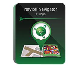Mapa do nawigacji GPS Navitel Navigator Mapa Europy 1 rok