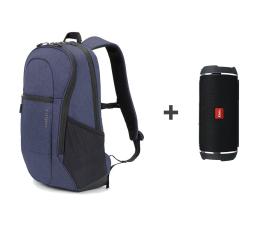"""Plecak na laptopa Targus Urban Commuter 15.6"""" niebieski + Xblitz Loud"""
