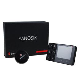 Wideorejestrator Yanosik Antyradar Yanosik GTR S-Clusive