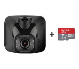 "Wideorejestrator Mio C560 FullHD/150/2"" + 32GB"