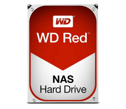 Dysk HDD WD RED 4TB 5400obr. 256MB