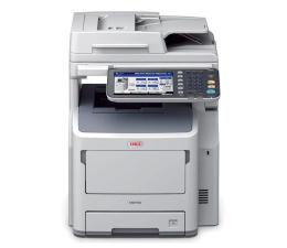 Urządzenie wiel. laserowe OKI MB760dnfax