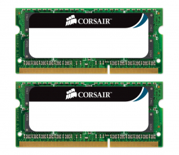 Pamięć RAM SODIMM DDR2  Corsair 4GB 800MHz CL5 (2x2GB)