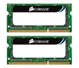 Pamięć RAM SODIMM DDR2  Corsair 4GB 667MHz CL5 (2x2GB)