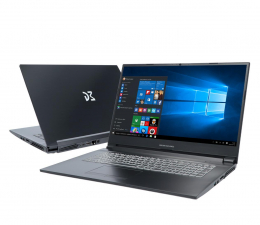 "Notebook / Laptop 17,3"" Dream Machines G1660Ti-17 i7-9750H/8GB/1TB/Win10X GTX1660Ti"