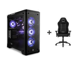 Desktop x-kom G4M3R 600 i9-9900K/RTX2080Ti + Fotel CORE EX