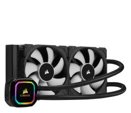 Chłodzenie procesora Corsair iCUE H100i RGB PRO XT 2x120mm