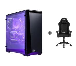 Desktop x-kom G4M3R 500 i5-9400F/GTX1660Ti + Fotel CORE EX
