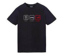 Koszulka dla gracza ASUS T-Shirt LifeStyle (czarny, M)