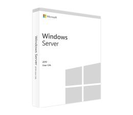 Program serwerowy Microsoft Windows Server 2019 5 CAL User PL OEM