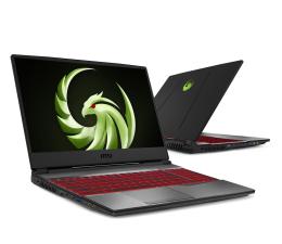 "Notebook / Laptop 15,6"" MSI Alpha 15 Ryzen 7/8GB/512 RX5500M 120Hz"