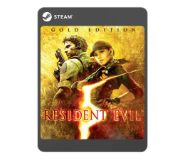 Gra na PC PC Resident Evil 5 (Gold Edition) ESD Steam