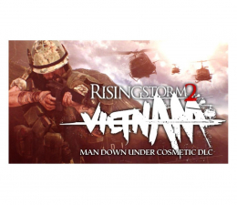 Gra na PC PC Rising Storm 2: Vietnam Man Down Under (DLC) ESD
