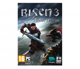 Gra na PC PC Risen 3: Titan Lords ESD Steam
