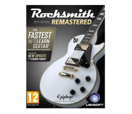 Gra na PC PC Rocksmith 2014 Edition - Remastered ESD Steam
