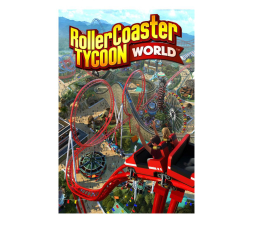 Gra na PC PC RollerCoaster Tycoon World ESD Steam