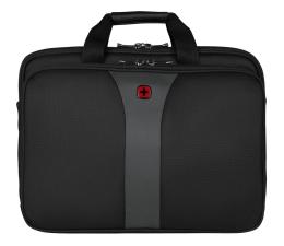"Torba na laptopa Wenger  Legacy czarno - szara 17"""