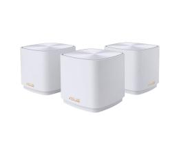 System Mesh Wi-Fi ASUS ZenWiFi AX Mini (1800Mb/s a/b/g/n/ac/ax) 3szt.