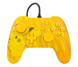 Pad PowerA SWITCH Pad przewodowy Pokemon Static Pikachu