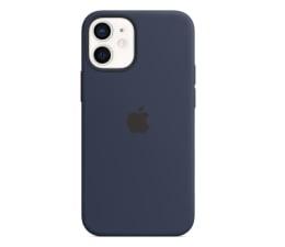 Etui / obudowa na smartfona Apple Silikonowe etui iPhone 12 mini głęboki granat