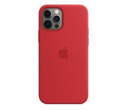 Etui / obudowa na smartfona Apple Silikonowe etui iPhone 12|12Pro (PRODUCT)RED