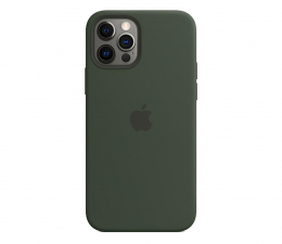 Etui / obudowa na smartfona Apple Silikonowe etui iPhone 12|12Pro cypryjska zieleń