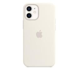 Etui / obudowa na smartfona Apple Silikonowe etui iPhone 12 mini białe