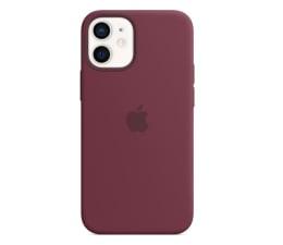 Etui / obudowa na smartfona Apple Silikonowe etui iPhone 12 mini dojrzała śliwka