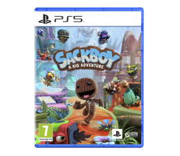 Gra na PlayStation 5 PlayStation Sackboy A Big Adventure!