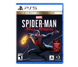 Gra na PlayStation 5 PlayStation Marvel's Spider-Man: Miles Morales – Ultimate Ed.