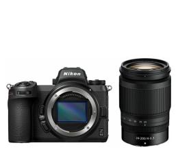 Bezlusterkowiec Nikon Z6 II + 24-200mm + FTZ