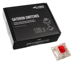 Przełączniki do klawiatury Glorious PC Gaming Race Gateron Red Switches (120 szt.)