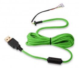 Kabel do myszki Glorious PC Gaming Race Ascended Cable V2 - Gremlin Green