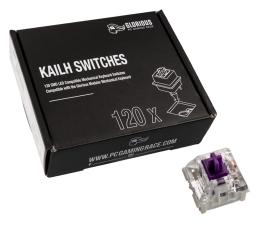 Przełączniki do klawiatury Glorious PC Gaming Race Kailh Pro Purple Switches (120 szt.)