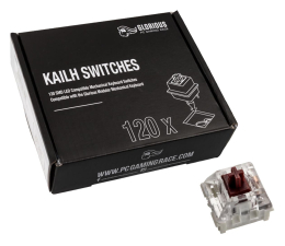 Przełączniki do klawiatury Glorious PC Gaming Race Kailh Speed Copper Switches (120 szt.)