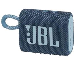 Głośnik przenośny JBL GO 3 Niebieski