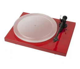 Gramofon PRO-JECT Debut III DC Esprit Czerwony