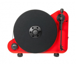 Gramofon PRO-JECT VT-E R Czerwony