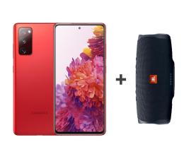 Smartfon / Telefon Samsung Galaxy S20 FE 5G Fan Edition Czerwony+JBL Charge 4