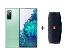 Smartfon / Telefon Samsung Galaxy S20 FE 5G Fan Edition Zielony + JBLCharge 4