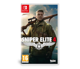 Gra na Switch Switch Sniper Elite 4