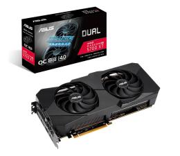 Karta graficzna AMD ASUS Radeon RX 5700 XT Dual Evo OC 8GB GDDR6