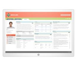 "Monitor LED 24"" HP Healthcare Edition HC241p"